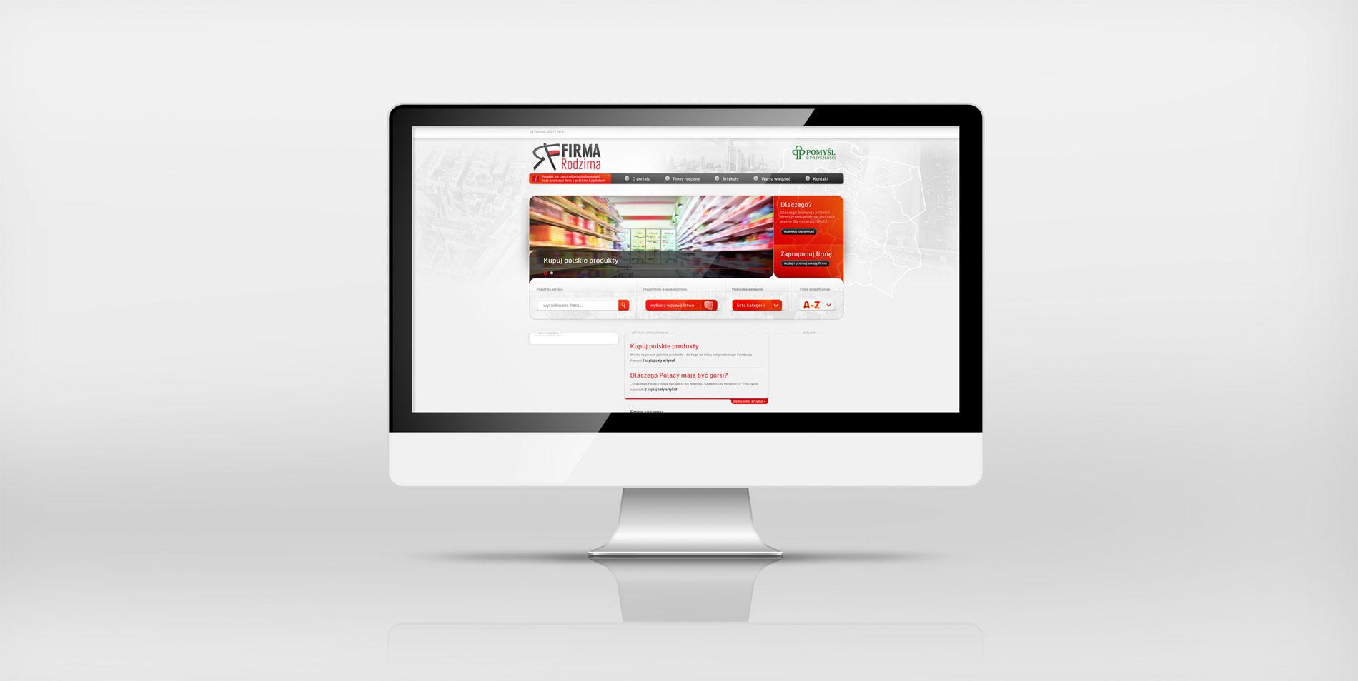 FirmaRodzima.pl / <span>Firmy z polskim kapitałem</span>