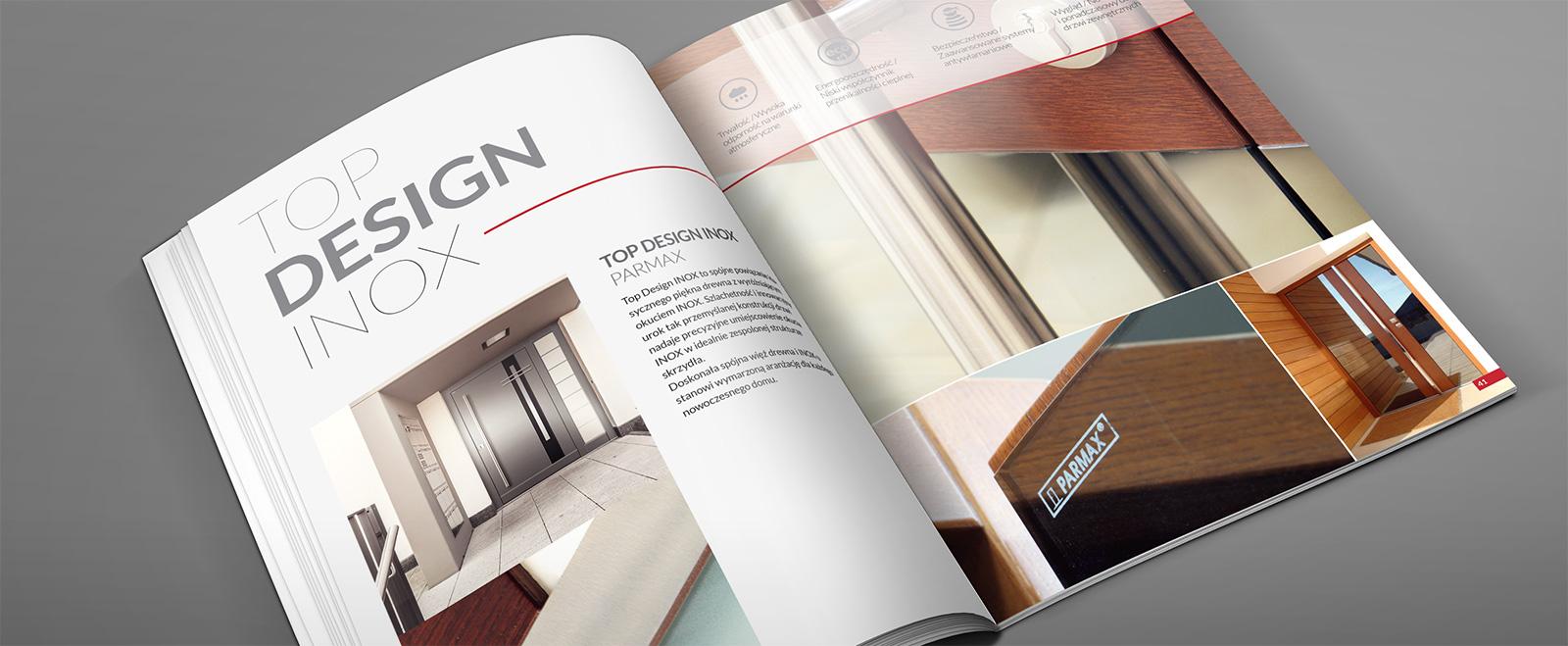 Katalog Parmax / <span>Drzwi zewnętrzne</span>