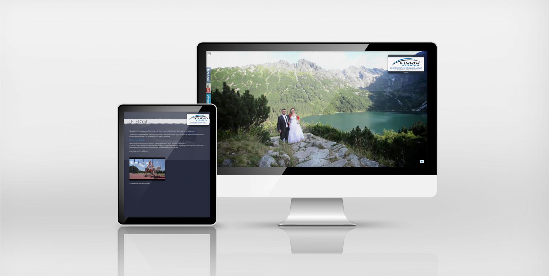 Wideofilmowanie / <span>Studio Vision</span>