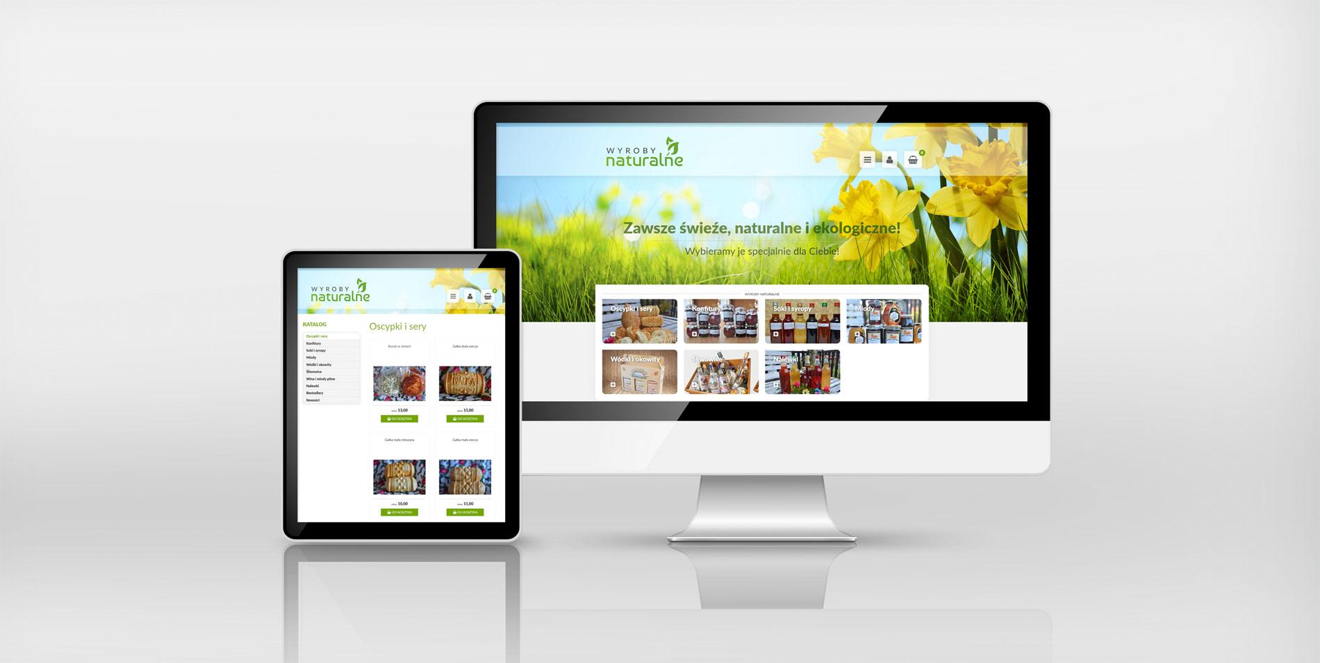 Wyroby Naturalne / <span>Sklep internetowy</span>