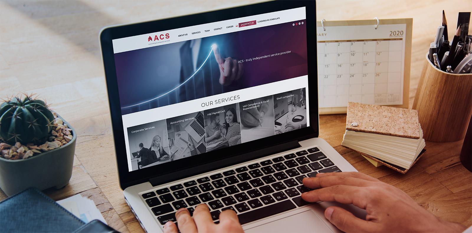 ACS / <span>Wsparcie dla biznesu</span>