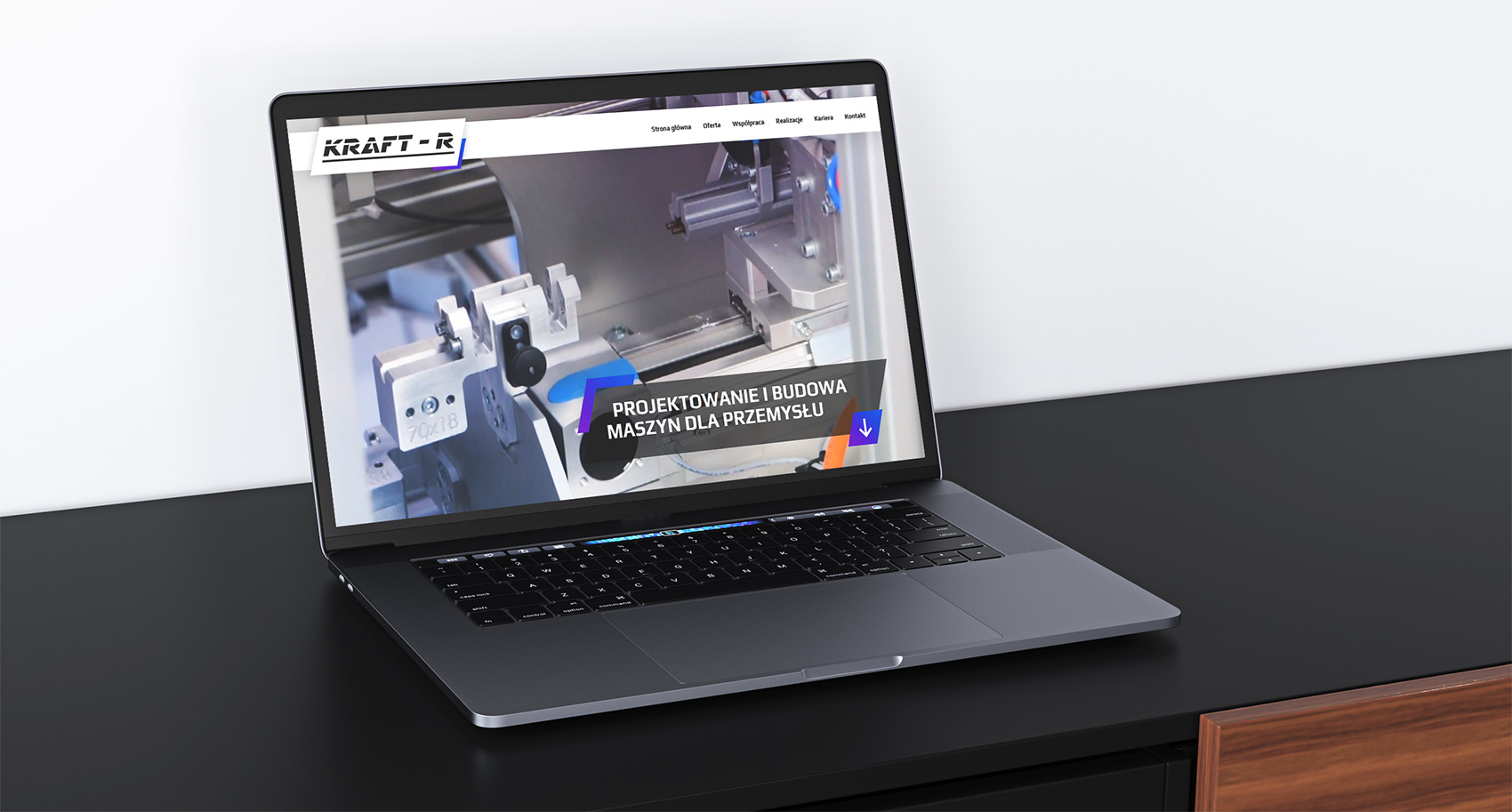 Kraft-r / <span>Projektowanie i budowa maszyn</span>